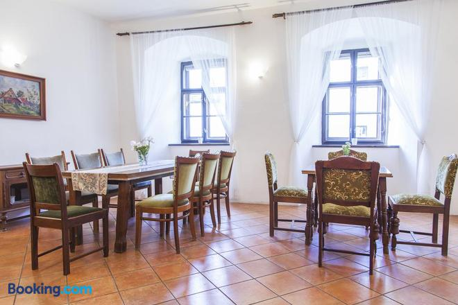 Penzión St. Martin - Spišské Podhradie - Dining room