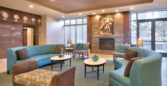 Holiday Inn Hotel & Suites Salt Lake City-Airport West, An IHG Hotel - Salt Lake City - Lobby