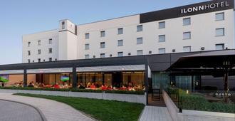 Hotel Ilonn - Posnania - Edificio