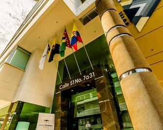 Hotel Titanium Plaza - Barrancabermeja - Gebäude
