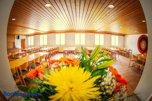 Hotel & Bildungshaus St Jodern - Visp - Buffet