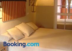 Beach Hotel Dos Mares - Tarifa - Bedroom