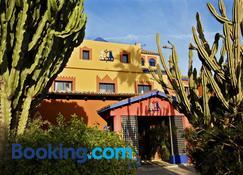 Beach Hotel Dos Mares - Tarifa - Building