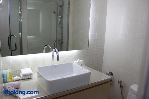Charoen Hotel - Udon Thani - Phòng tắm