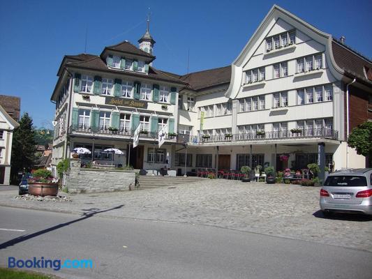 Hotel Krone Gais - Gais - Building