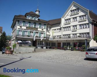 Hotel Krone Gais - Gais - Gebouw