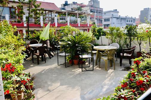 Holy Lodge - Κατμαντού - Βεράντα