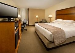 Drury Inn & Suites Springfield, IL - Springfield - Bedroom