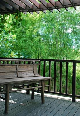 The Amala - Kuta - Balcony