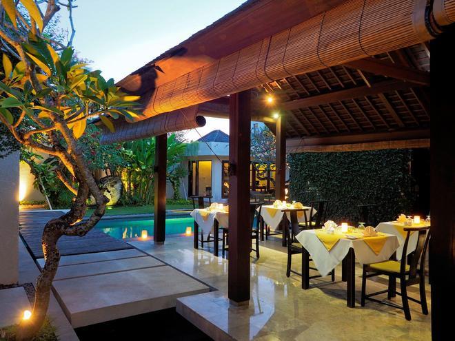 阿瑪拉酒店 - 水明漾 - 庫塔 - 餐廳