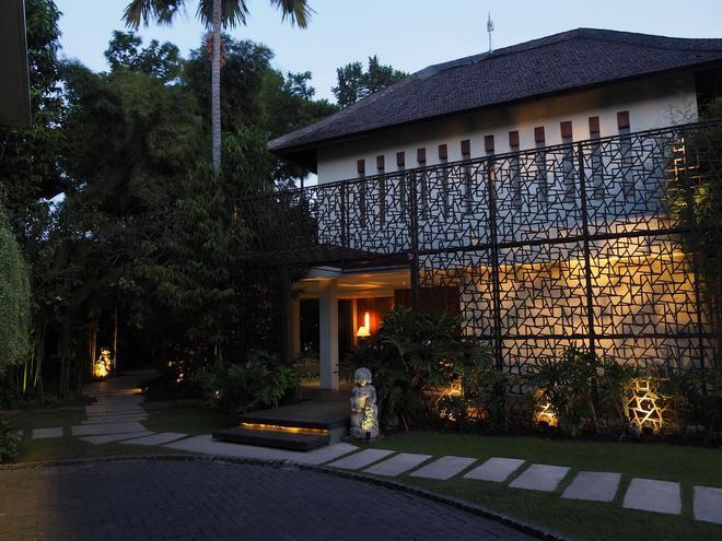 阿瑪拉酒店 - 水明漾 - 庫塔 - 建築
