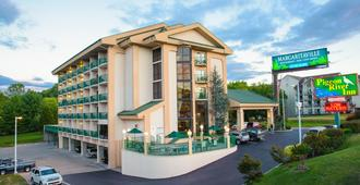 Pigeon River Inn - Pigeon Forge - Building