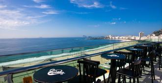 Arena Copacabana Hotel - Río de Janeiro - Edificio