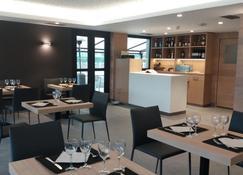 Hotel Ezeiza - San Sebastian - Restaurant