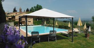 Hotel San Michele - San Gimignano - Pool