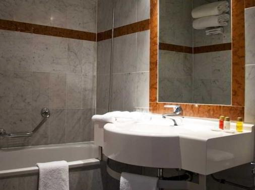 Hotel America - Cannes - Phòng tắm