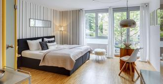 Sunnyside Apartments - Munich - Bedroom
