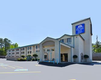 Americas Best Value Inn & Suites Morrow Atlanta - Morrow - Gebouw
