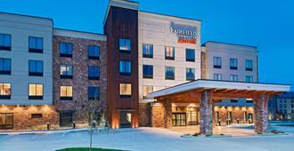 Fairfield Inn & Suites Cheyenne Southwest/Downtown Area - שאיין