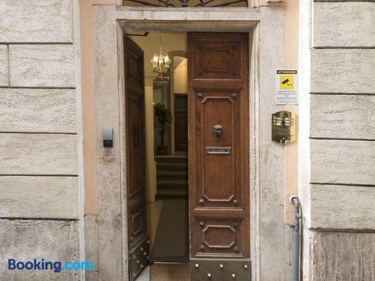 Dk Suites - Rome - Outdoors view