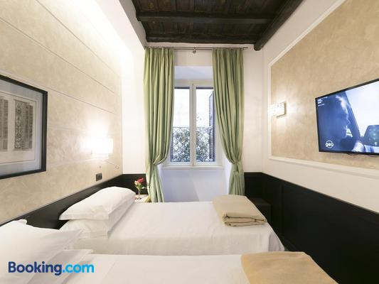 Dk Suites - Rome - Bedroom
