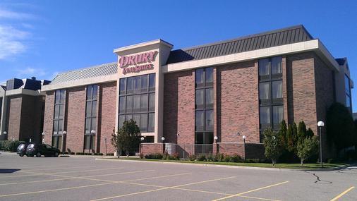 Drury Inn & Suites Detroit Troy - Troy - Gebäude