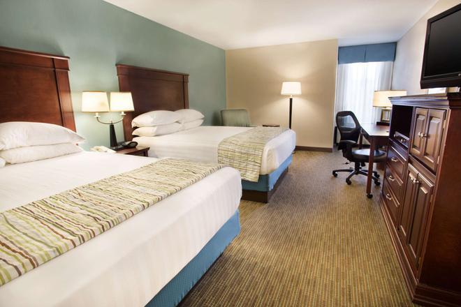 底特律特洛伊德魯里套房酒店 - 特洛伊 - 特洛伊 - 臥室