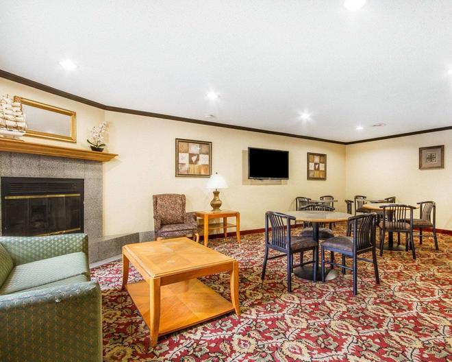 WI 麥迪森東北羅德威套房酒店 - 麥迪遜 - 麥迪遜(威斯康星州) - 大廳