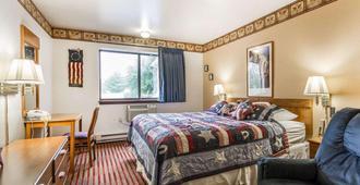 Rodeway Inn & Suites WI Madison-Northeast - Madison - Bedroom