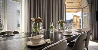 Karl Johan Hotel - Oslo - Phòng ăn