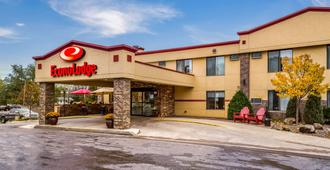 Econo Lodge Mayo Clinic Area - Rochester - Building