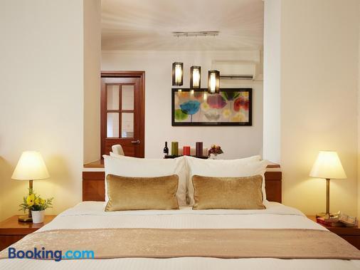 悅樂羅伯森碼頭服務式公寓 - 新加坡 - 臥室