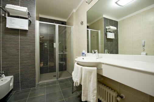 Best Western Hotel Luxor - Turin - Phòng tắm