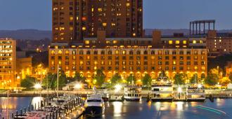 Royal Sonesta Harbor Court Baltimore - Βαλτιμόρη - Κτίριο