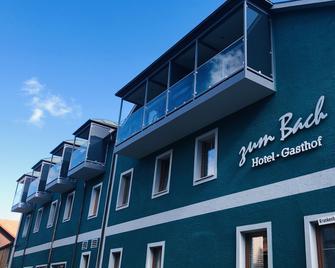 Hotel-Gasthof Zum Bach - Neukirchen beim Heiligen Blut - Building