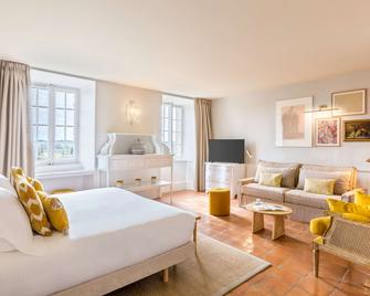Chateau de Mazan, BW Premier Collection - Mazan - Bedroom