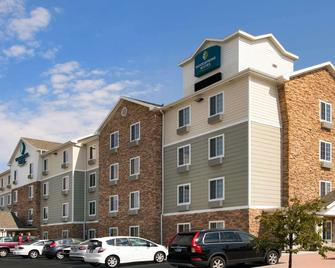 Woodspring Suites Salt Lake City - West Valley City - Edificio
