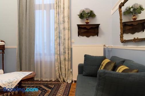 Vogiatzopoulou Guesthouse - Agios Georgios Nileias - Living room