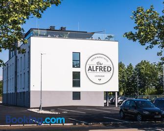 Das Alfred - St. Pölten - Gebäude
