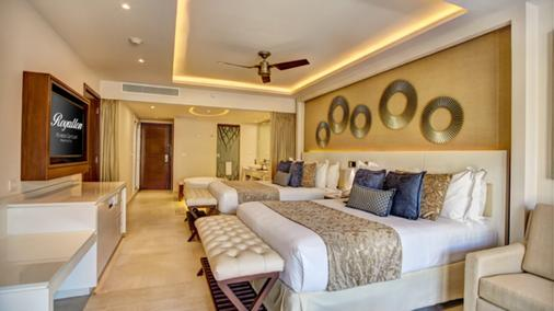 Hideaway at Royalton - Adults Only - Puerto Morelos - Schlafzimmer