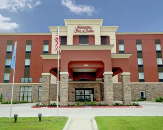 Hampton Inn & Suites Ponca City - Ponca City - Building