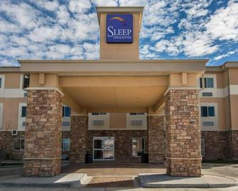 Sleep Inn And Suites Colby - Colby - Byggnad