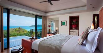 Raffles Seychelles - Grand'Anse Praslin - Quarto