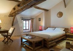Le Relais de Saint-Preuil, The Originals Relais (Relais du Silence) - Cognac - Bedroom