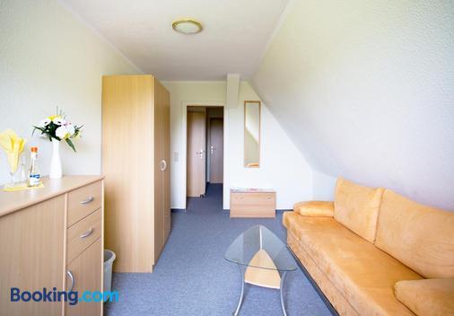 Pension Waldhaus - Breitenbrunn (Saxony) - Living room