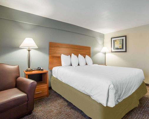 Quality Inn - Gillette - Phòng ngủ