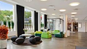 Thon Hotel Ullevaal Stadion - אוסלו - לובי