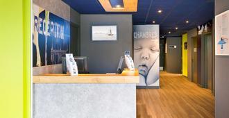 ibis budget Saint-Malo Centre - Saint-Malo - Front desk