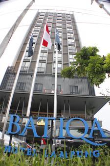 Batiqa Hotel Lampung - Bandar Lampung - Gebäude