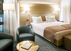 Hotel Dom Henrique Downtown - ปอร์โต - ห้องนอน